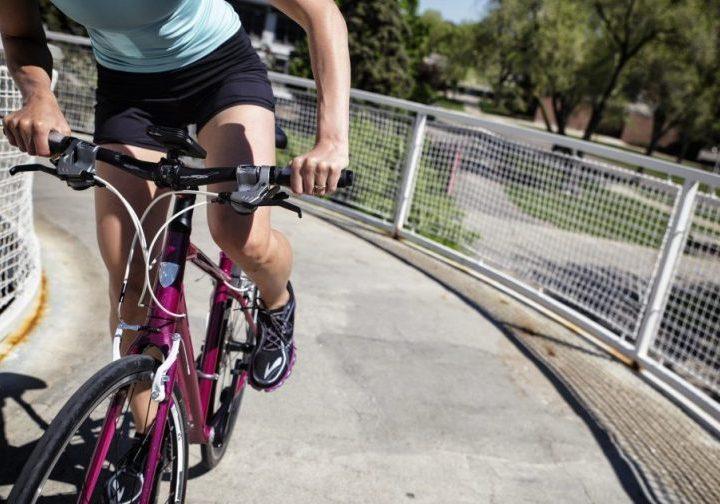 スポーツ自転車に乗るメリット