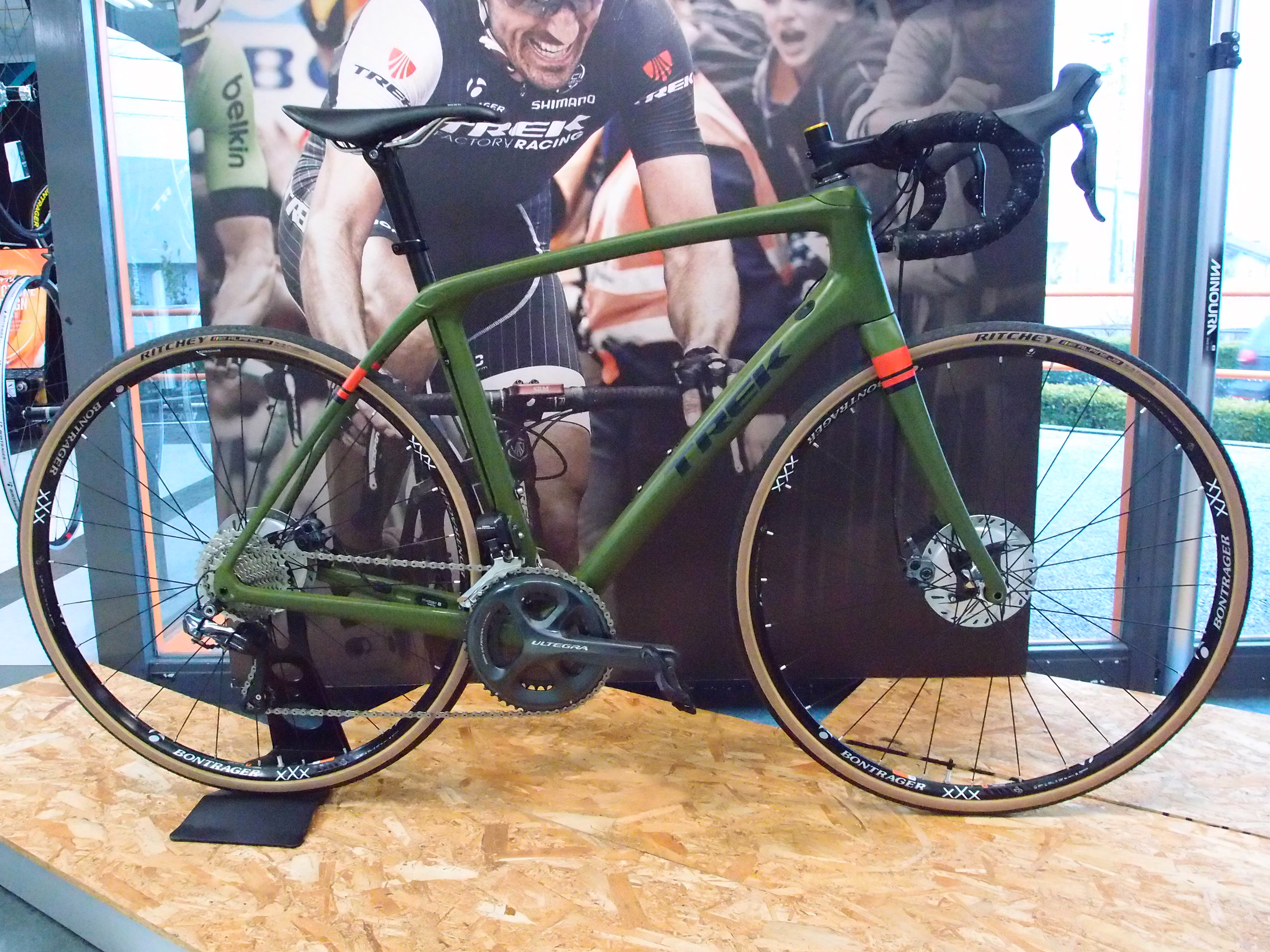 【PROJECT ONE】 TREK DOMANE SLR6 DISC