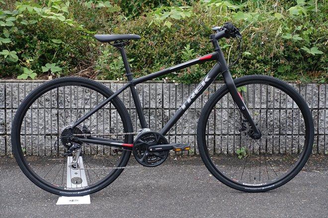 箕面店に大人気のクロスバイク、TREK(トレック) FX3 DISC(エフエックス3 ディスク)の2019年モデル入荷開始