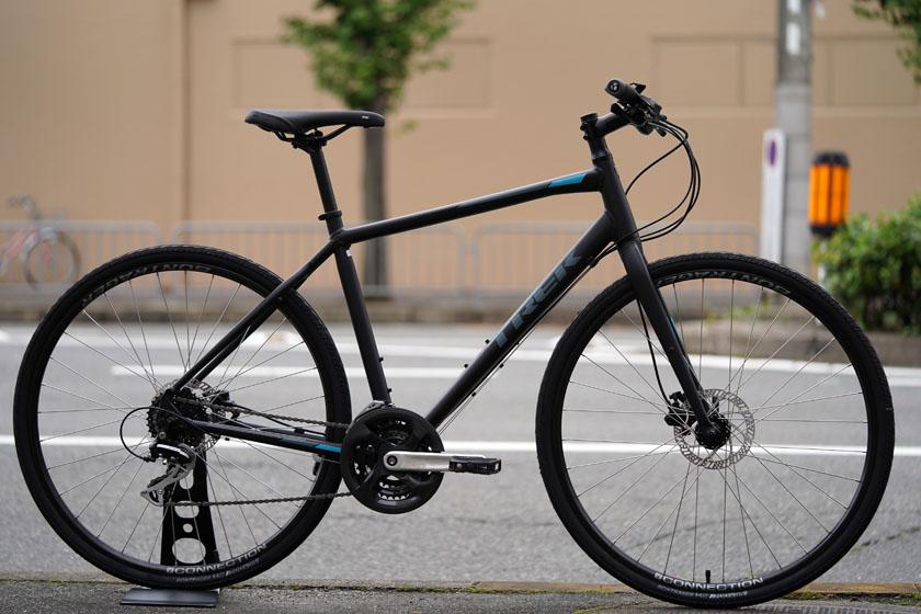 TREK(トレック)のクロスバイクをフルカスタマイズ!西宮・伊丹までの通勤・通学にもおススメです!