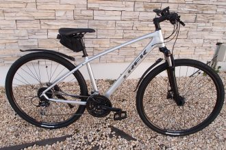 自転車界のSUV。街乗りスポーツバイク TREK 『DUAL SPORTS 3』