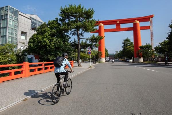 新生活に運動習慣のスタートに京都観光にクロスバイクのススメ