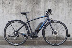 電動アシスト自転車対決!シティータイプvsスポーツタイプ TREK『Verve+』