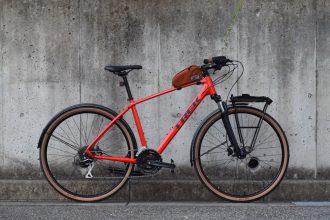 スポーツバイクをゆる~く楽しもう。TREKクロスバイク・MTBカスタムのご提案