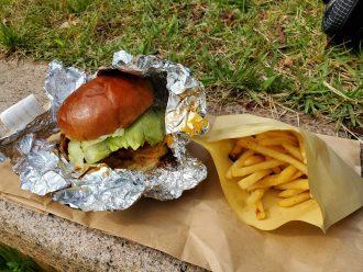 トレック ロードバイクで『淡路島バーガー』を食べに行ってきました!【走行会レポート】【兵庫 宝塚】