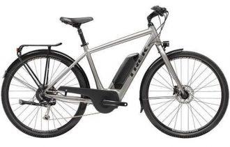 箕面の坂もラクラク快適!新型E-bike TREK Verve+ 2(トレック ヴァ―ヴ プラス2)入荷しました!