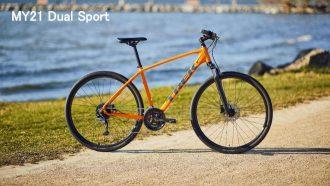 2021 クロスバイク |TREK NEW 『Dual Sport』シリーズ 予約注文受付開始