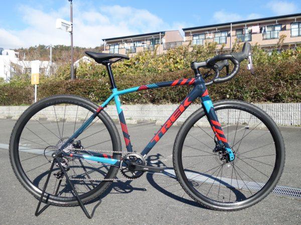 メーカー完売のTREK(トレック)シクロクロスバイク「Crockett 5(クロケット)」52cm在庫あります!
