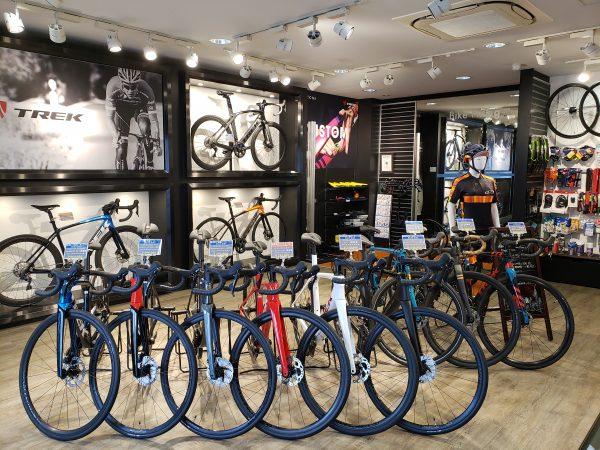【最新入荷状況】【宝塚店】TREK Emonda SLシリーズ店頭在庫あります。