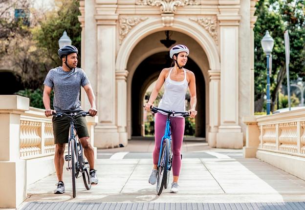サイクリングで運動不足、ストレス解消!新たな趣味を夫婦2人で始めてみませんか?