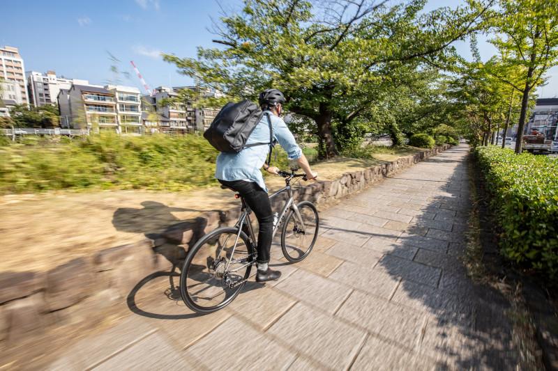 京都での新生活にはスポーツ自転車が大変おススメです!